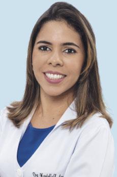 MARIELE ARAÚJO Médico Oftalmologista